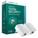 TP-LINK TL-PA4010 AV500 Kit + Kaspersky Total Security Multi Device