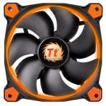 Thermaltake Riing 12 LED Naranja