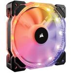 VENTILADOR CAJA CORSAIR HD120 RGB LED SINGLE FAN NO CONTROLLER