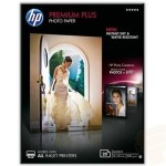 HP papel Photo Brillo 13X18 (20 hojas)