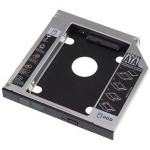 Gembird Adaptador HDD HD/SDD 2.5'' a 5.25''