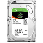 "HD SEAGATE FIRECUDA 3.5"" 2TB + 8GB FLASH SATA3 6.0 GB/S 64MB SSHD HIBRIDO"