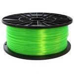 Bobina de filamento PLA 3mm Verde 1Kg