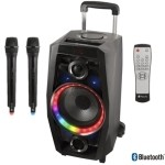 NGS Torre WildDisco Bluettooth 80W USB-SD-FM