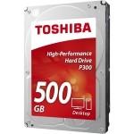 "DISCO DURO 3.5"" TOSHIBA P300 500GB SATA3 7200RPM 64MB 6G"