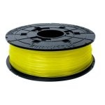 XYZPrinting Filamento de Recambio PLA 1.75mm Amarillo Transparente 600gr