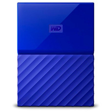 HD EXT USB3.0 2.5 4TB WD MY PASSPORT ULTRA AZUL