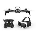 Parrot Bebop 2 Drone Blanco + Skycontroller 2 + CockpitGlasses