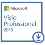 MICROSOFT VISIO PROFESSIONAL 2016 ESD LIC ELECTRON
