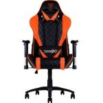 Thunder X3 TGC15BO Silla Gaming Negro/Naranja