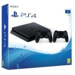 Sony PS4 PlayStation 4 Slim 1TB + 2 Mandos