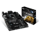 MSI Placa Base Z270 PC MATE ATX LGA1151