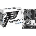 PB ASROCK 1151 B250 PRO4 ATX