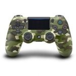 Sony DualShock 4 Camuflaje Verde V2