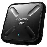 ADATA external SSD SD700 Black 512GB USB 3.0