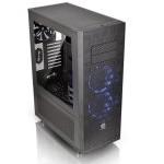 Thermaltake Core X71 Cristal Templado Negra USB 3.0