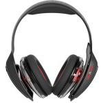 Tritton ARK 100 Binaurale Diadema Negro, Naranja auricular con micrófono
