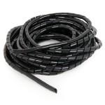 iggual organizador/protector de cables 10m 12mm