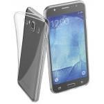 Cellular Line FINECGALJ5T Protectora Transparente funda para teléfono móvil