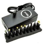 iggual Cargador Port Autom 90W + USB + 10 Clavijas