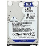 HD 2.5 2TB SATA3 WD 8MB MOBILE BLUE