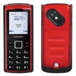 "THOMSON T20S Movil 2.0"" BT VGA 2xSim IP66 Rojo"