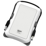 "Silicon Power HD A30 1TB 2.5"" USB 3.0 Blanco"