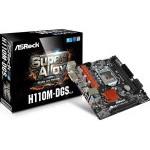 Asrock H110M-DGS R3.0 Intel H110 LGA1151 Micro ATX placa base