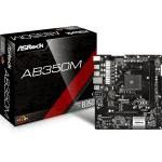 Asrock AB350M AMD B350 Socket AM4 Micro ATX placa base