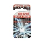 Maxell PILA BOTON LITIO CR1216 3V BLISTER*1 EU