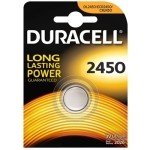 DURACELL PILA BOTON LITIO CR2450 3V BLISTER*1