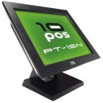 10POS TPV Táctil PT-15IIN464 15''1,8GHz 4Gb SSD64G