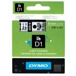 DYM-CINTA D1 9X7 NEGRO-TRANS