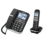 TELEFONO SOBREMESA + INALAMBRIO DECT DAEWOO