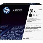 HP 81X Tóner Original Laserjet Alta Capacidad Negro