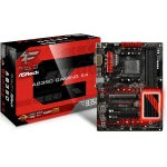 Asrock Fatal1ty AB350 Gaming K4 AMD B350 Socket AM4 ATX placa base