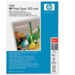 HP Papel Fotográfico Profesional Láser Mate 100 Hojas A4 200gr
