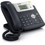 Yealink Telefono IP T21P E2 PoE (Fuente Incluida)