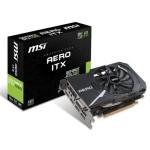 MSI VGA NVIDIA GTX 1060 AERO ITX OC 6GB DDR5