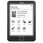 "SPC 5609N eBook Reader Dickens Light 6"" 8GB"