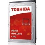"DISCO DURO 2.5"" TOSHIBA 500GB L200 SATA 5400 RPM 8MB"