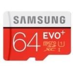 Samsung MicroSDXC EVO Plus 64GB Clase 10 + Adaptador