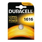 DURACELL PILA BOTON LITIO CR1616 3V BLISTER*1