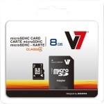 MEMORIA MICRO SD 8GB V7 CLASE 4 4 MB-S