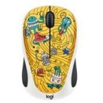 Mouse logitech m238 doodle collection go-go