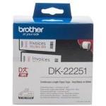 ETIQUETAS BROTHER DK22251