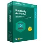Antivirus kaspersky antivirus 2018 1 licencia
