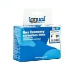 iggual Box-Economy HP 300XL B/300XL C
