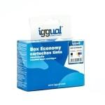iggual Box-Economy HP 302XL B/302XL C