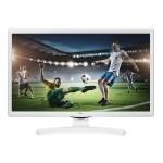 "LG 24MT49DW-WZ TV 24"" LED HD USB HDMI blanca"